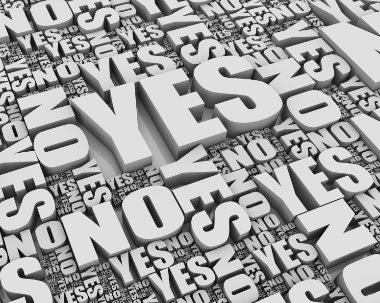 "Getting To ""Yes"" In Real Estate Investing"
