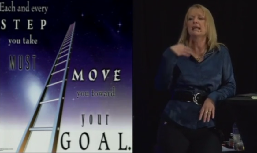 Goal Setting and Goal Getting… and Example