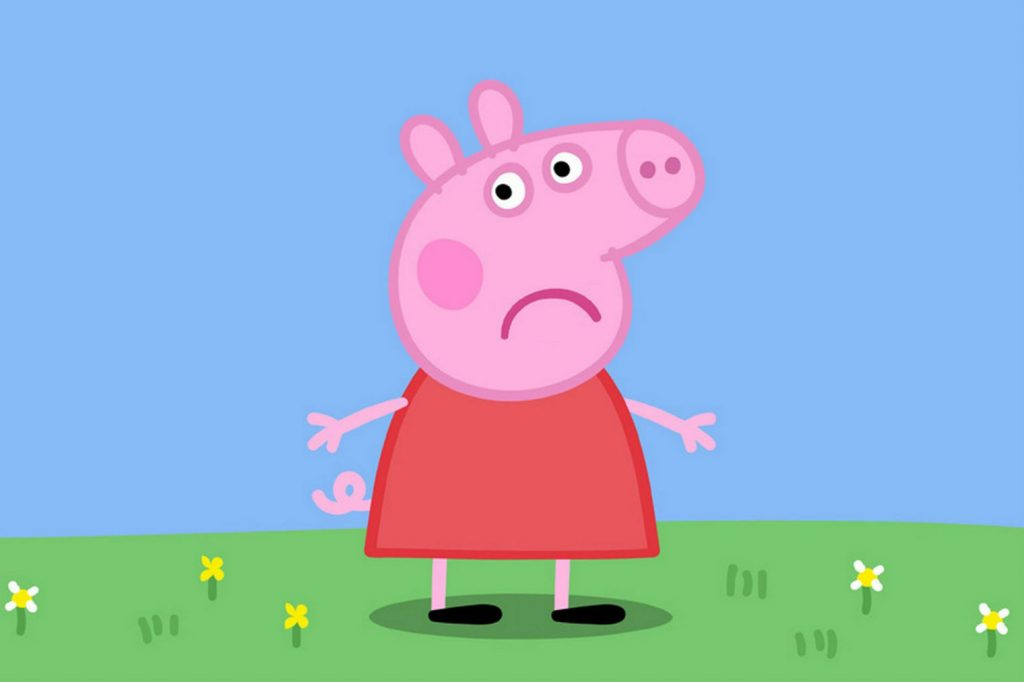 TBT: Why China banned Peppa Pig