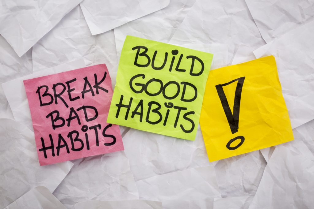 A 5-step plan for power habits
