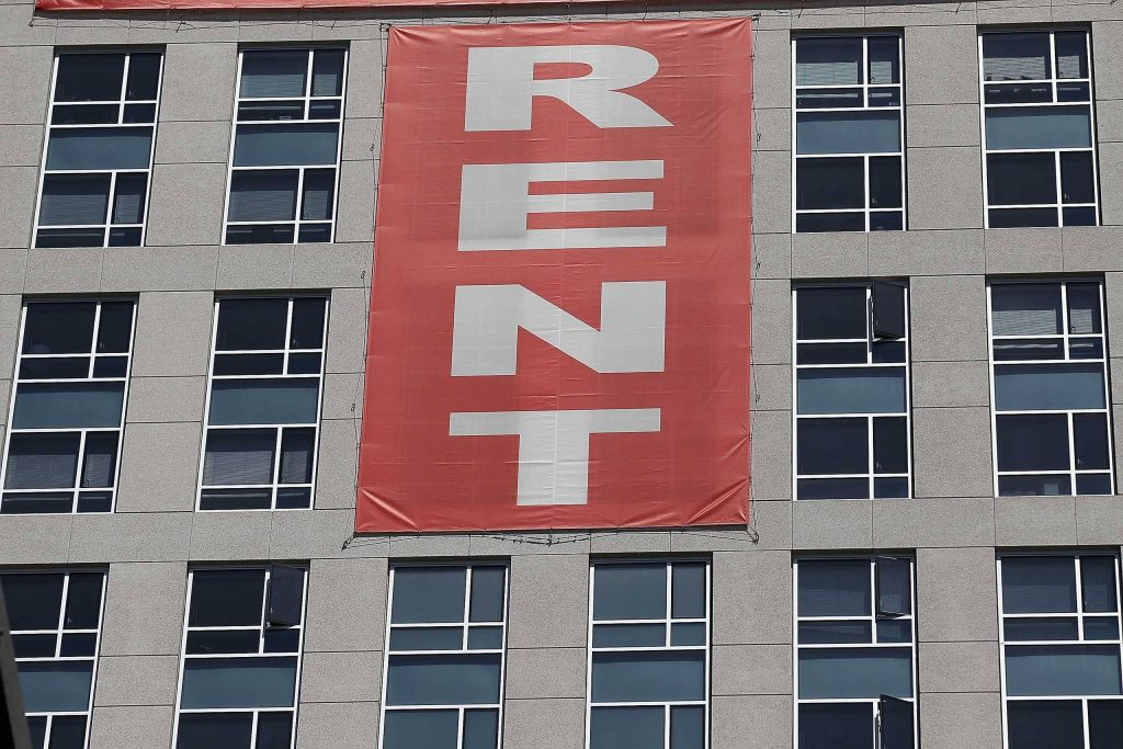 Why are rents rising?
