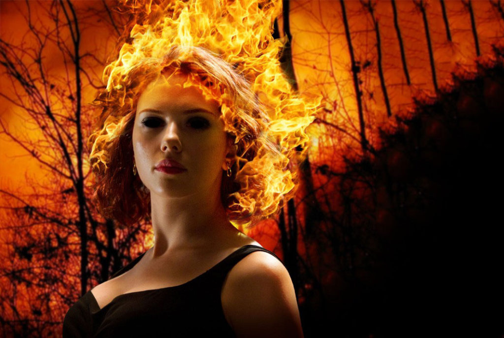 Achieving greatness with your hair on fire