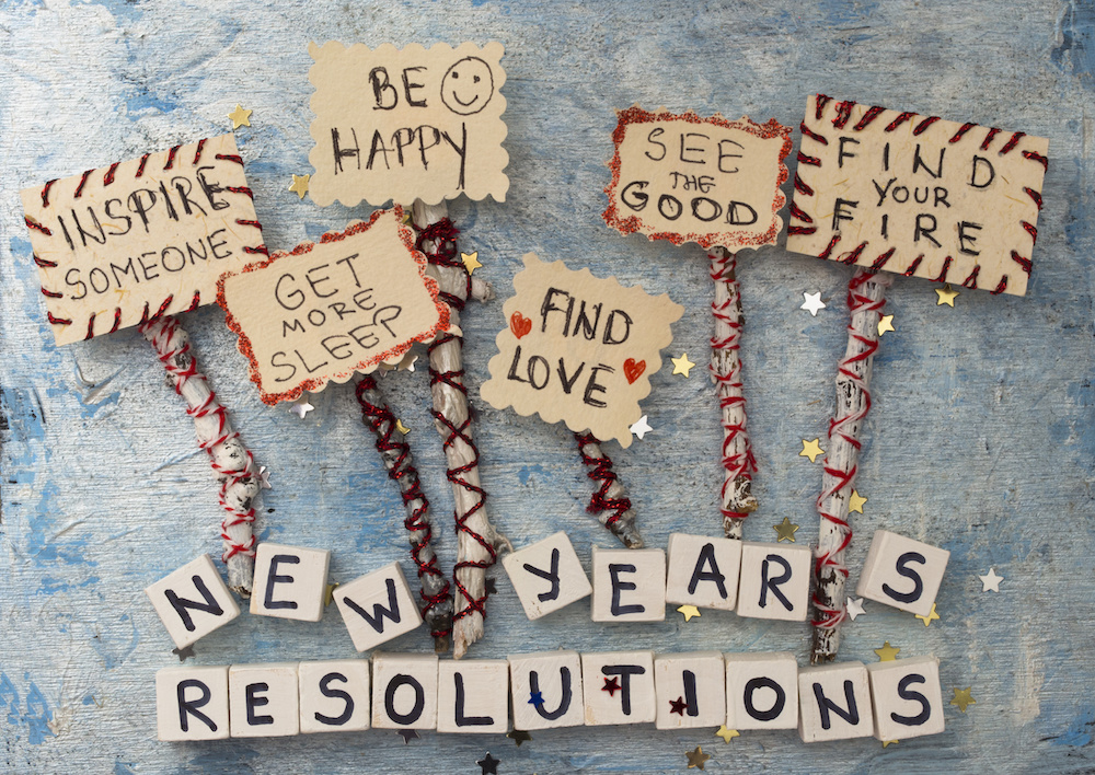 Truth Bomb Tuesday: My first NY resolution