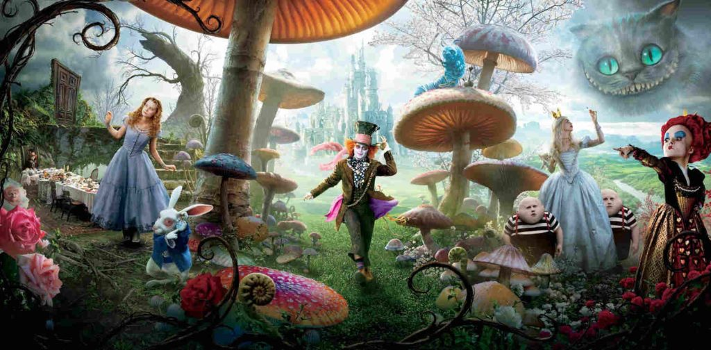 The secret meaning of Alice in Wonderland