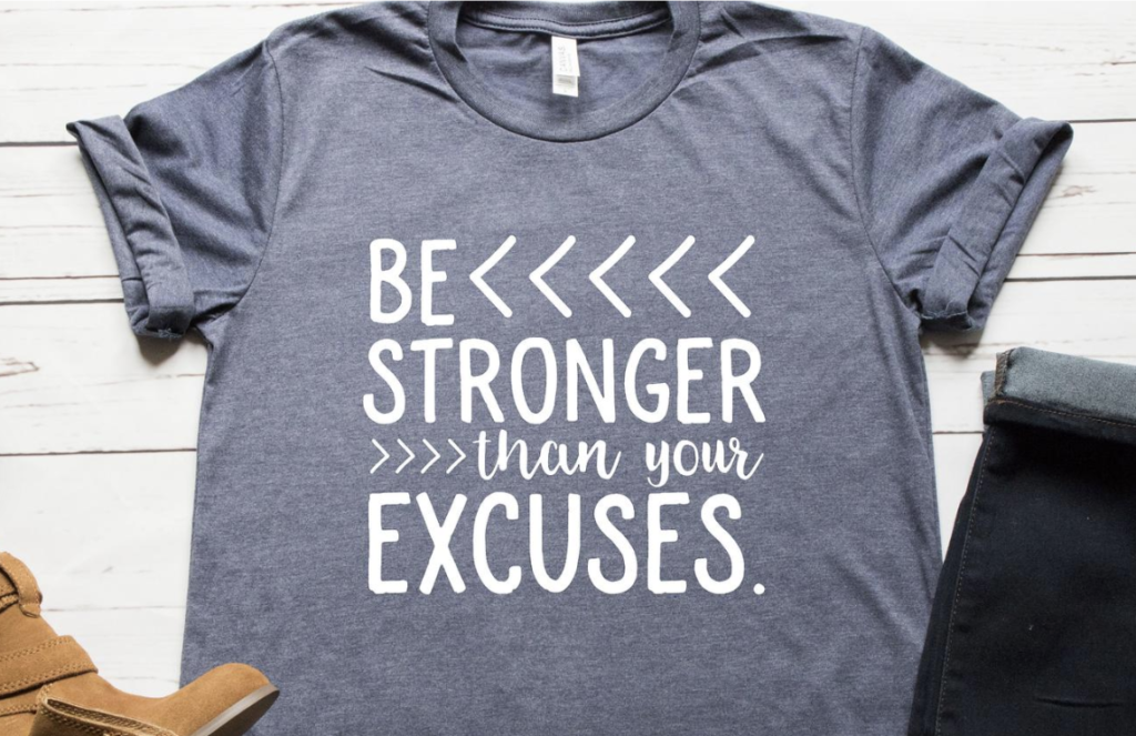 Truth Bomb Tuesdays: Where your courage and excuses meet