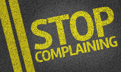 Truth Bomb Tuesday: Before you complain, read this