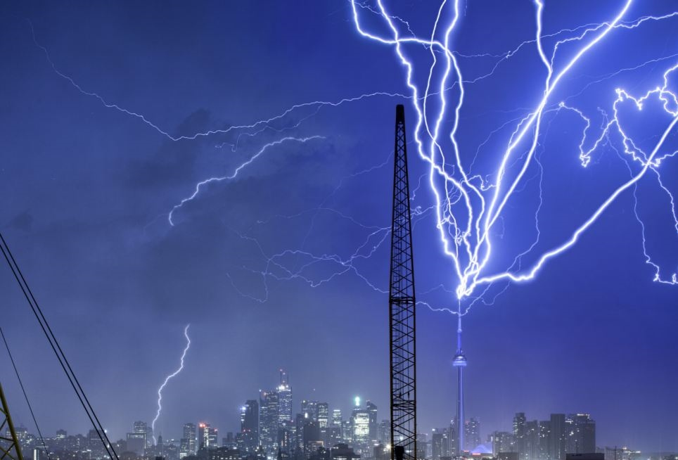 T-Bomb: What's your lightning rod?