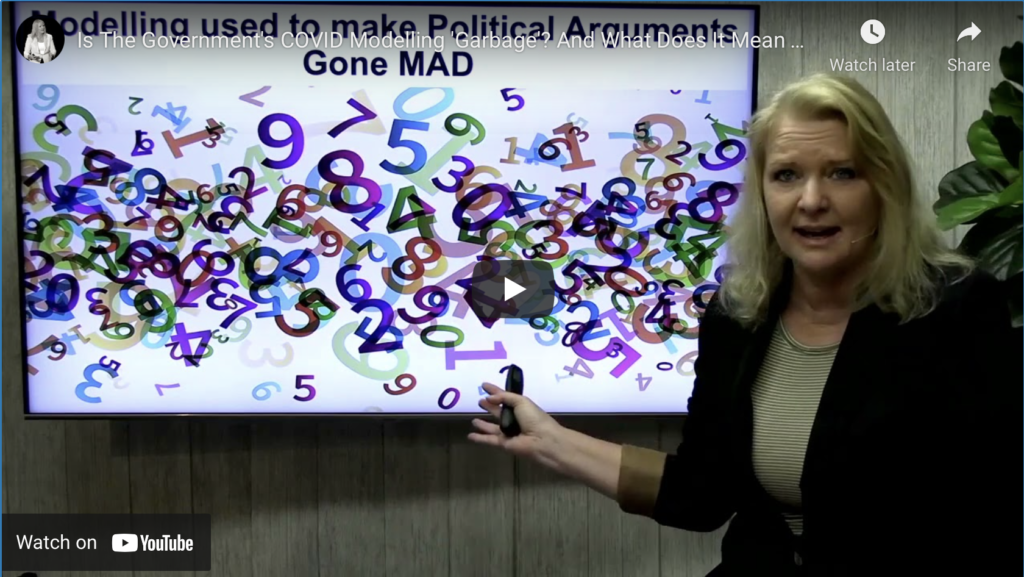 """Video: Governments Covid model is """"GARBAGE""""?"""
