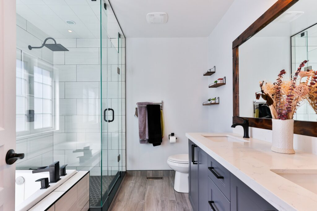 How to nail a bathroom on a budget